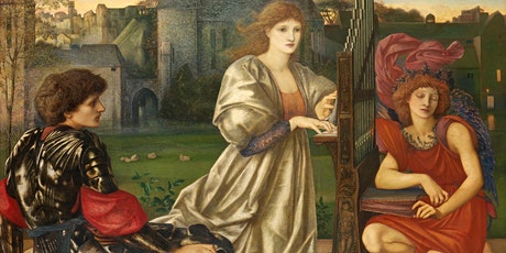 The Last Pre-Raphaelite? The enchanting works of Edward Burne-Jones tickets