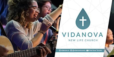ACADEMIA BÍBLICA - VIDA NOVA TORONTO ingressos