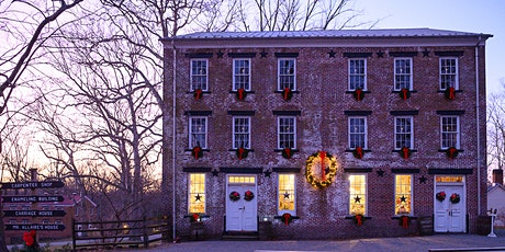 SOLD OUT - ALLAIRE CHRISTMAS LANTERN TOURS - Saturday, Dec 5 tickets