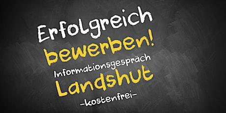 Bewerbungscoaching Online kostenfrei - Infos - AVGS Landshut Tickets