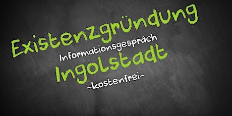 Existenzgründung Online kostenfrei - Infos - AVGS Ingolstadt Tickets