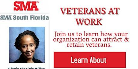 Veterans At Work tickets