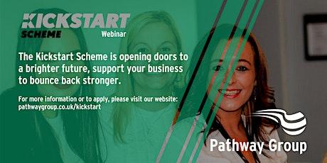 Support for businesses: The Kickstart Scheme + Q&A (Nov 19, 2020 12:00 pm) tickets