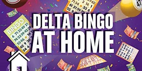 Delta Bingo at Home tickets