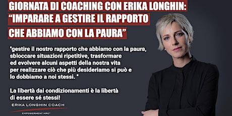 Laboratorio di coaching con Erika Longhin biglietti
