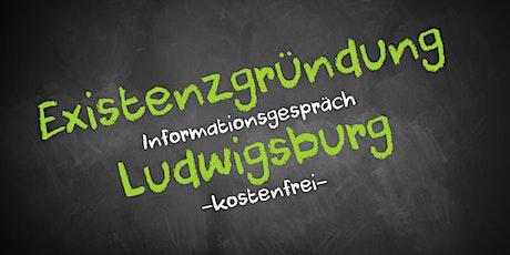 Existenzgründung Online kostenfrei - Infos - AVGS Ludwigsburg Tickets