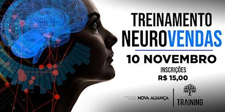 Treinamento NeuroVENDAS - 10/11/2020 (TERÇA-FEIRA) ingressos