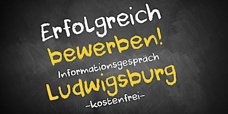 Bewerbungscoaching Online kostenfrei - Infos - AVGS Ludwigsburg Tickets