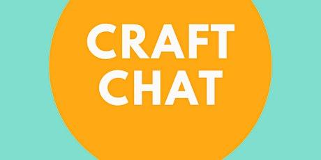 Craft Chat with Garry Knox Bennett tickets
