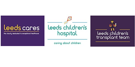Leeds Children's Transplant  Team Virtual Christmas Party tickets