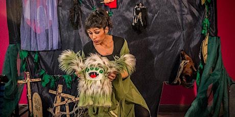 Un domingo en el Museo. Brujas Concieteras, Ogros Catatiqueros y Lobos entradas