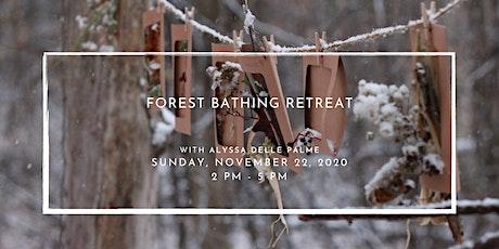 Forest Bathing Retreat tickets