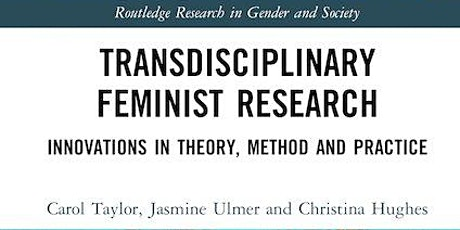 Book Launch Transdisciplinary Feminist Research tickets