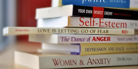 Self-Help Book Club - now on Zoom! tickets