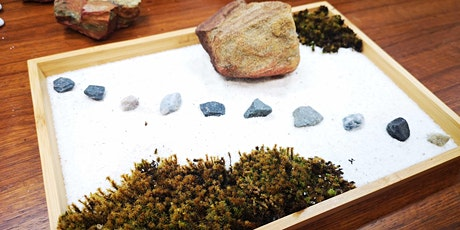 Mini Moss Garden workshop tickets