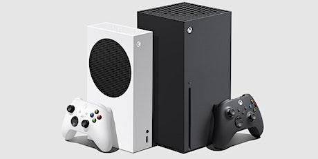 Game Irvine Xbox series x/s PrePurchase tickets