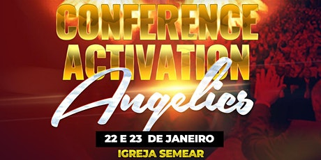 Conference Activation Angelics ingressos
