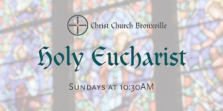 Holy Eucharist (Sunday at 10:30AM) tickets