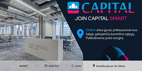JOIN CAPITAL SMART tickets