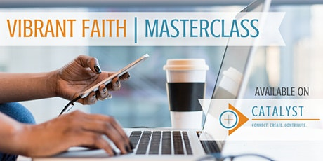 Teaching Faith and Creating Community Online tickets