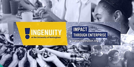 Ingenuity information session 2 tickets
