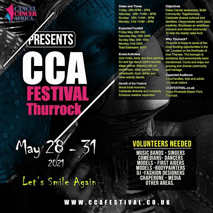 CCA Festival 2021 image
