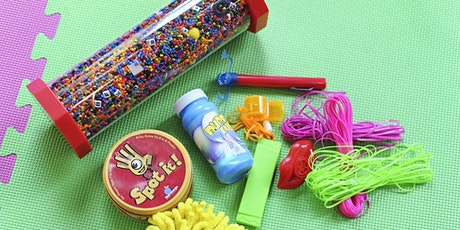 New Parent Group: Sensory Play at Brookhill Children's and Community Centre tickets