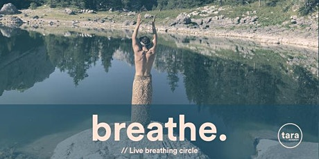 BREATHE. // The power of the breath - live breathing circle tickets