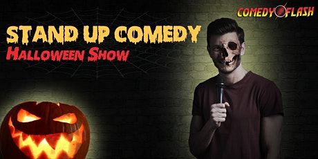 Halloween Comedyflash - Stand Up Comedy Show in Berlin Prenzlauer Berg Tickets