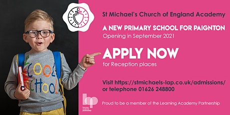 St Michael's Church of England Open Day - 25th November 2020 tickets