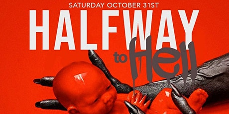Halfway To Hell - Halloween Costume Party - Music by DJ Phalse ID tickets