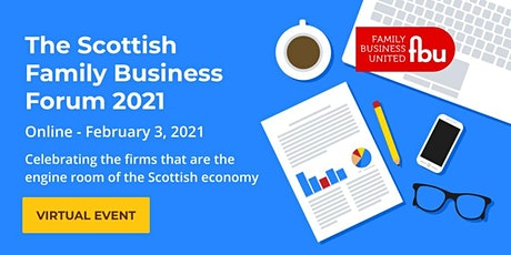 The Scottish Family Business Forum tickets