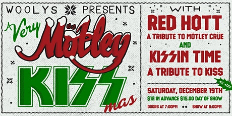 Red Hott: A Tribute To Mötley Crüe & Kissin Time: A Tribute To Kiss tickets