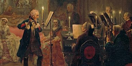 Kammermusik in Passion: Bach und Bach Tickets