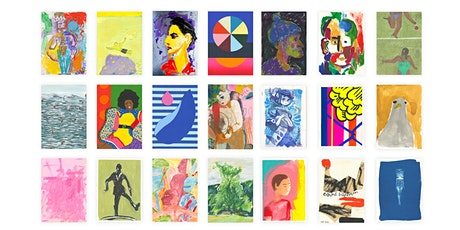 Art on a Postcard Q&A tickets