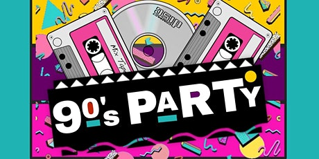 90's PARTY tickets