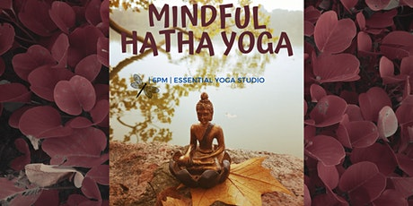 Mindful Hatha Yoga tickets