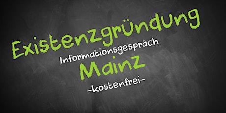 Existenzgründung Online kostenfrei - Infos - AVGS Mainz Tickets