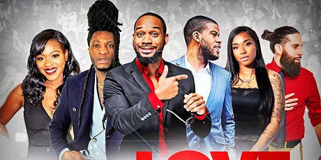 For the Love of Poetry: Atlanta tickets