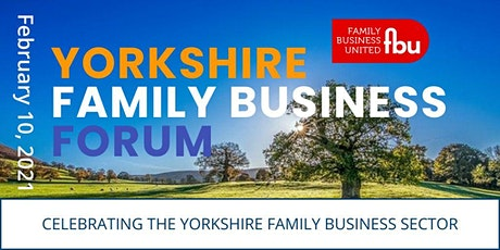 Yorkshire Family Business Forum tickets