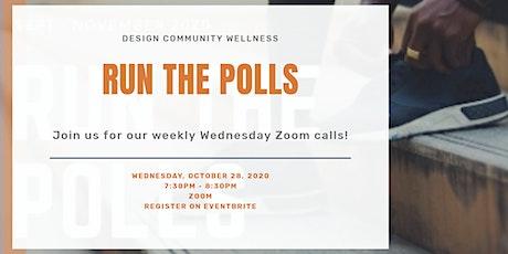 Design Community Wellness: Virtual Rally tickets