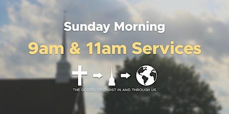 Copy of MBC Sunday Service - Nov 1st tickets