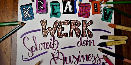 Online-Masterclass (21.-22.11): KreativWerk – Schreib dein Business Tickets