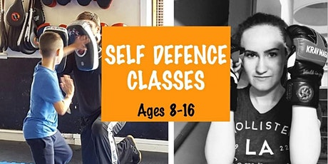 Self Defence for Teens: Krav Junior Free Trial Class (Thursday, 5-5.45pm) tickets