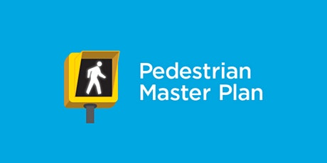 Online Community Meeting - Pedestrian Master Plan tickets
