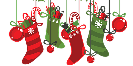 CHRISTMAS STOCKING SEWING WORKSHOP billets