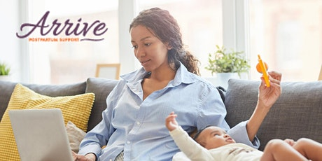 Back to Work Workshop with Arrive Postpartum Support tickets
