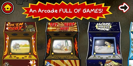 A Night of Arcade Fun! tickets