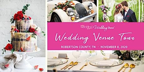 Wedding Venue Tour, Nashville PWG tickets