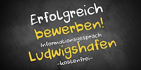 Bewerbungscoaching Online kostenfrei - Infos - AVGS Ludwigshafen Tickets